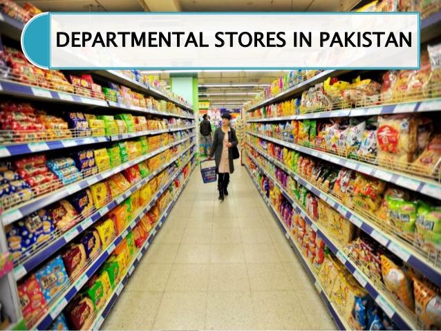 Departmental Stores in Rawalpindi City Super Market Saddar